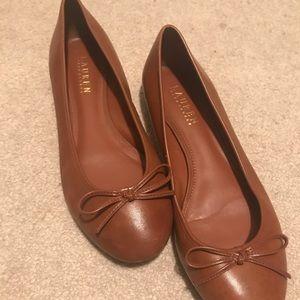 Lauren Ralph Lauren Shoes - Lauren Ralph Lauren brown flats
